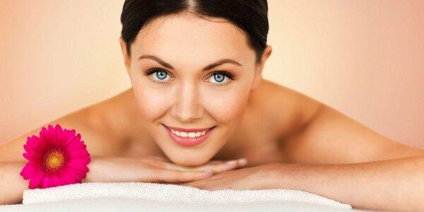 Výběr ze tří druhů relaxačních masáží