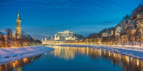 Salzburg a čerti ve Schladmingu vč. vstupenky