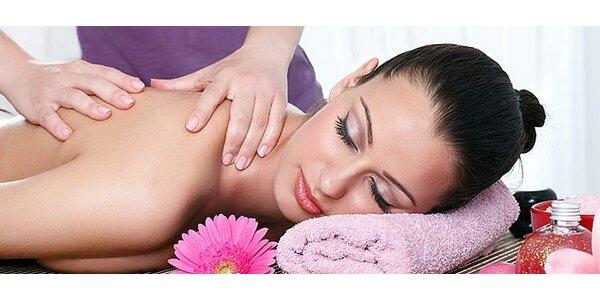60 minutová zdravotní reflexní masáž