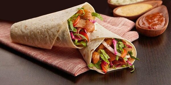 2x Super Twister Kebab + 2x nápoj s rozvozem