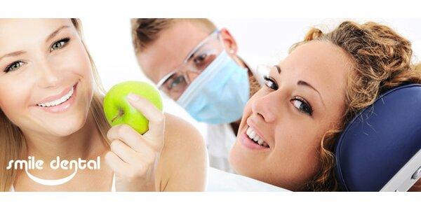 Kompletní dentální hygiena Smile Dental