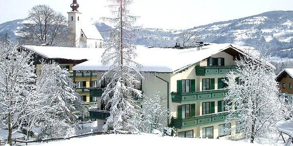 All inclusive pobyt v rakouských horách