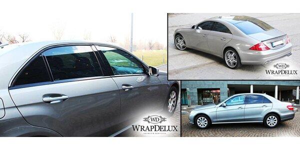 Aplikace okenních fólií Bruxsafol na váš automobil