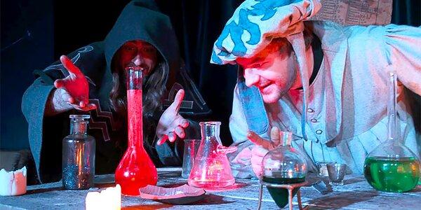 Vstupné do Muzea alchymistů a mágů