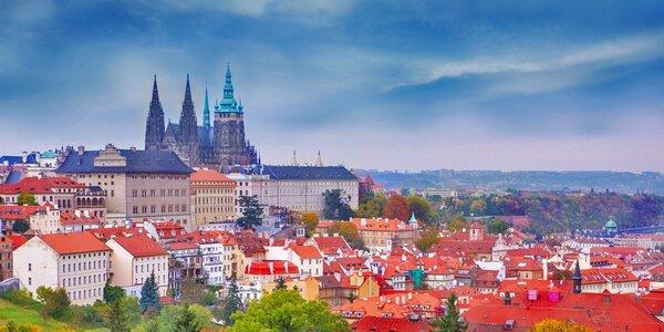 2 - 3denní pobyt v hotelu Golden Golem*** na okraji Prahy