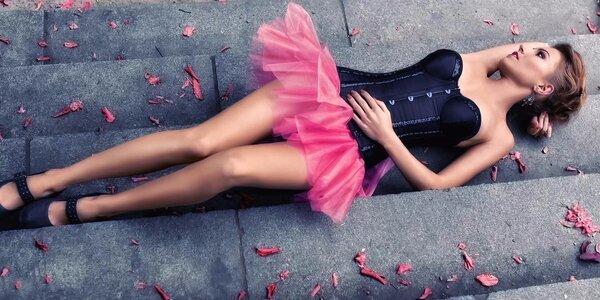 Glamour, fashion, portrétní fotografování