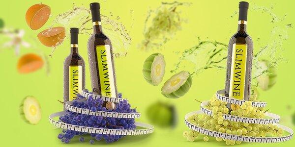 Slim Wine, víc než víno