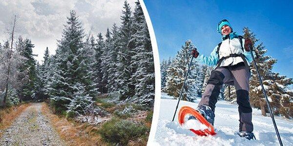 Podzim i zima v Krkonoších až pro 4 osoby