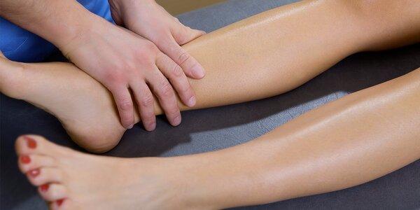 Manuální detoxikační lymfatická masáž