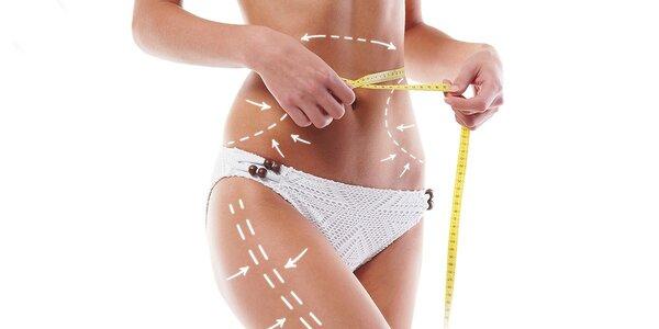 Neinvazivní liposukce s formující masáží