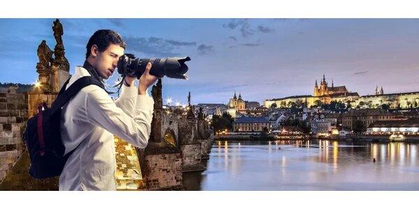 Večerní kurz krajinářské fotografie ve Starém Městě pražském