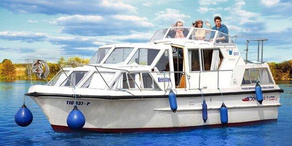 Kapitánský kurz pro řízení rekreačních plavidel