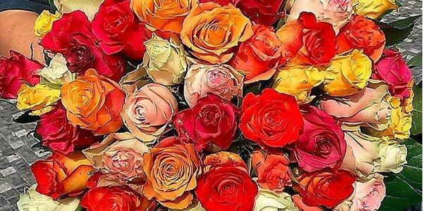 Podzimní kytice s 50% slevou