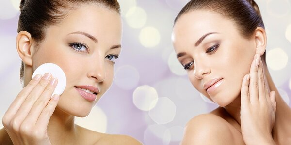 Kosmetické ošetření vč. lymfodrenáže