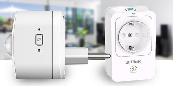 Ovládejte svou domácnost - technologie D-Link