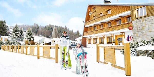 Užijte si wellness i lyžování v Beskydech
