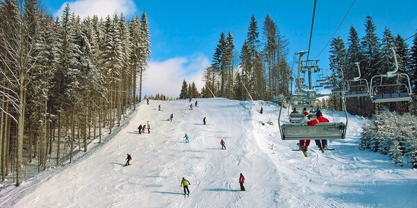 Dokonalý relax v Hotelu Ski pro dva