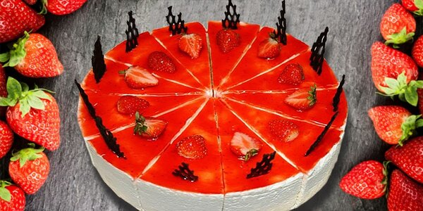 Poctivé 1,5kilové dorty lahodných chutí
