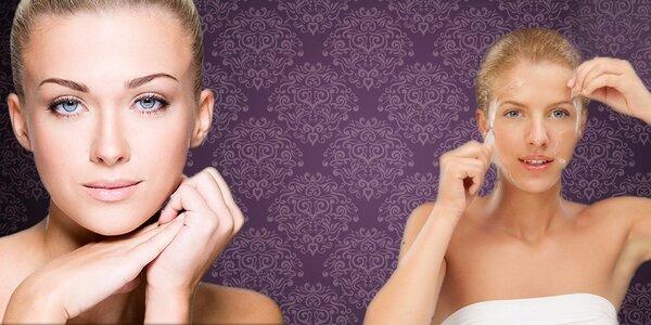 Odstraňte vrásky, skvrny i akné s peelingem