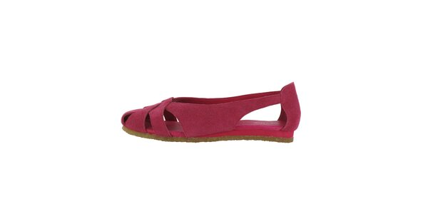 Dámské růžové sandálky Flip Flop