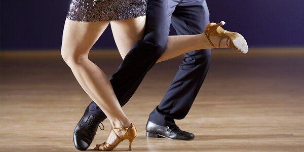 3 lekce společenských tanců