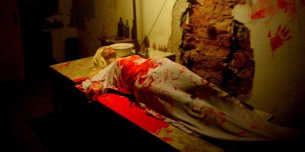 Hororový zážitek u zámku ve Vlčicích!