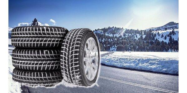 Kompletní přezutí pneumatik vašeho vozidla