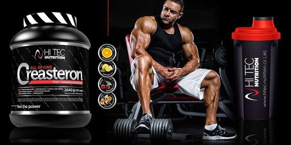 Creasteron Upgrade pro posílení růstu svalové hmoty