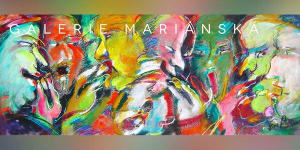 Zvýhodněné vstupné do nové Galerie Mariánská