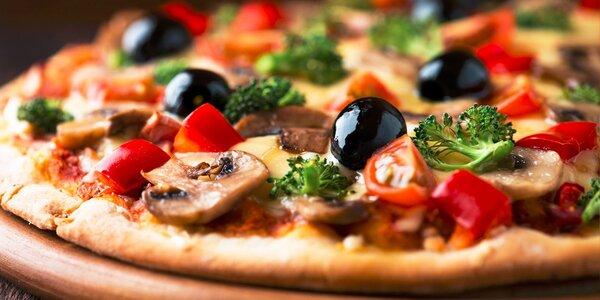 2 pizzy v originální švédské restauraci Swe-dish