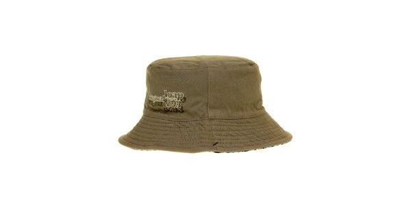 Pánský béžový klobouček Loap