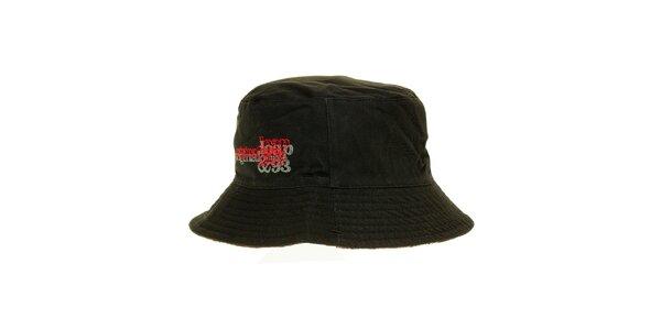 Pánský černý klobouček Loap