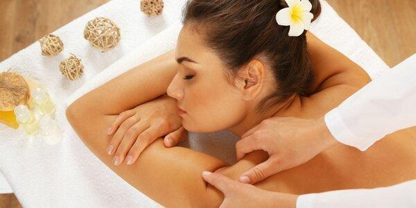 Masáže pro vaše tělo - na výběr ze 4 druhů