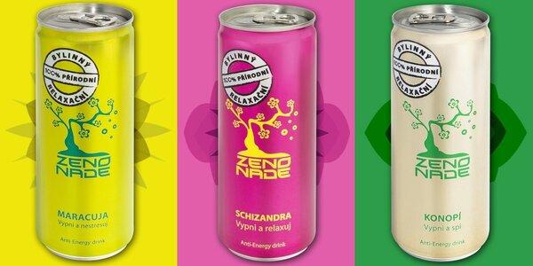 Zenonade: Přírodní bylinné nápoje do nepohody