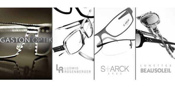 249 Kč za voucher v hodnotě 500 Kč na značkové sluneční a dioptrické brýle