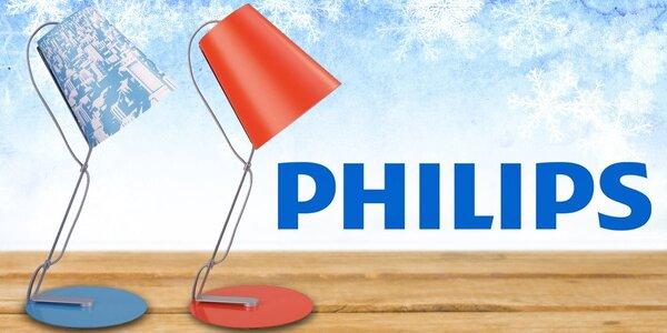 Stolní lampičky Philips Massive pro každý stolek