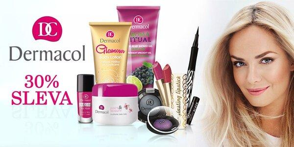 30% sleva na nákup značkové kosmetiky Dermacol