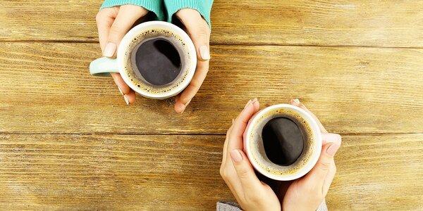 1 nebo 2 lahodné kávy v Café-Pub Sádrový ježek
