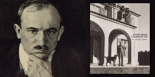 Fotografická kniha o Edvardu Benešovi