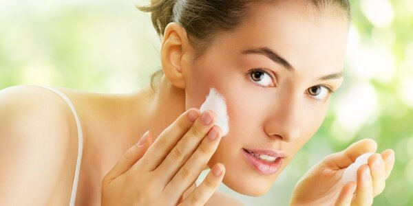 Poradenství v péči o pleť včetně kosmetického ošetření