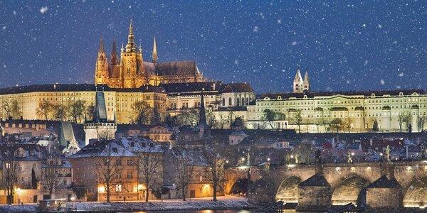 Podzim i adventní svátky v historické Praze