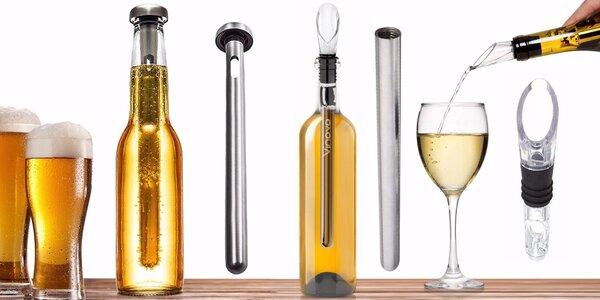 VINOVO nebo ICEBEER unikátní chladiče vína a dalších nápojů