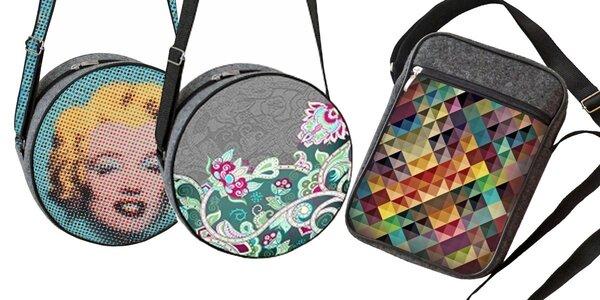Dámské i pánské designové EKO kabelky