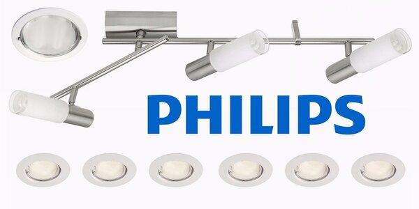 Podhledová a bodová svítidla + žárovky
