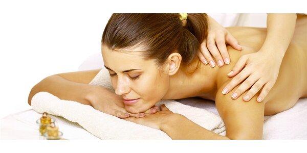 70minutová celotělová Ájurvédská masáž