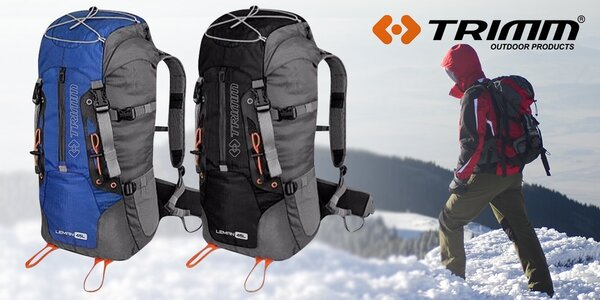 Lehký outdoorový batoh Leman od značky Trimm
