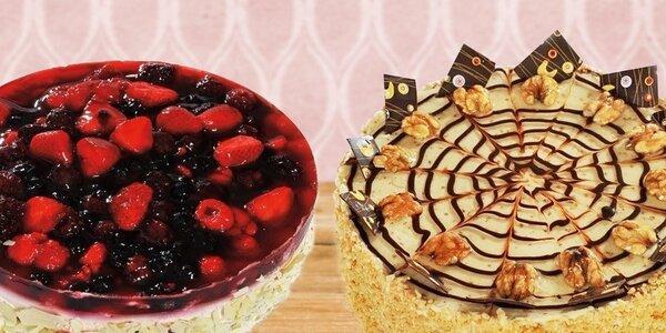 Poctivé dorty ze Zelenkovy cukrárny
