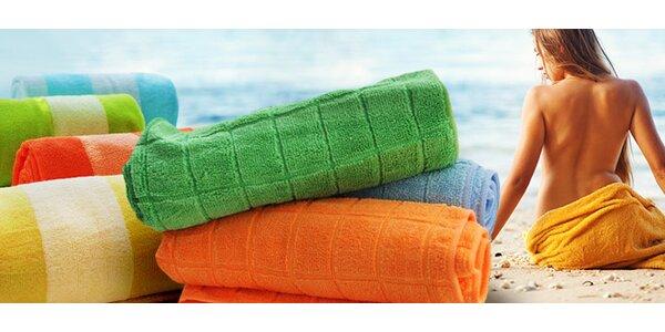 Sada 3 rychleschnoucích ručníků nebo osuška