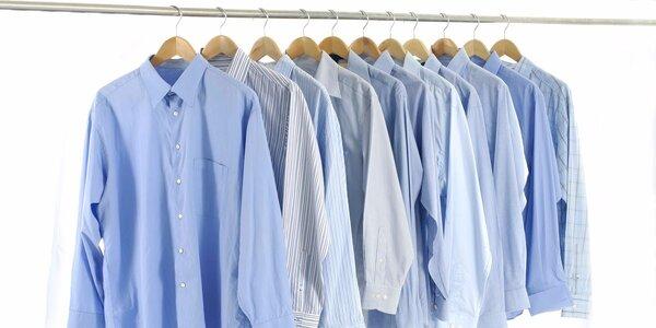 Nechte si vyčistit oděvy nebo textílie