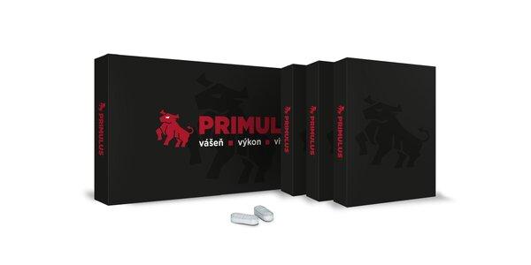 Primulus – multivitamín pro moderního muže